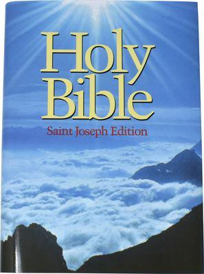 Saint Joseph Classic-NABRE 9780899429687