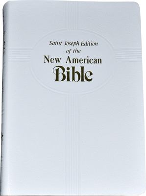 Saint Joseph Medium Size Bible-NABRE 9780899429540
