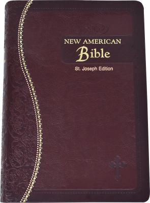 Saint Joseph Medium Size Gift Bible-NABRE