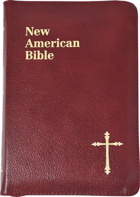 Saint Joseph Personal Size Bible-NABRE 9780899425764