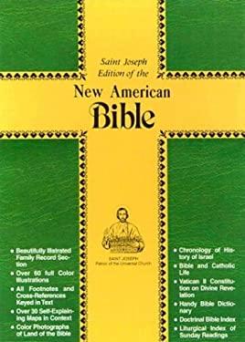 Saint Joseph Personal Size Bible-Nabre 9780899425825