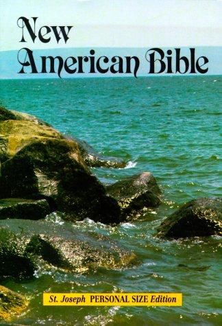 Saint Joseph Personal Size Bible-NABRE 9780899425108