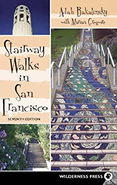 Stairway Walks in San Francisco 9780899976372