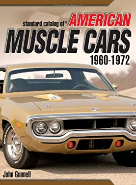 Standard Catalog of American Muscle Cars 1960-1972 9780896894334