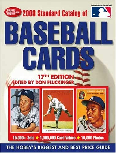 Standard Catalog of Baseball Cards 9780896895249