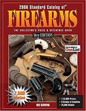 Standard Catalog of Firearms 9780896892286