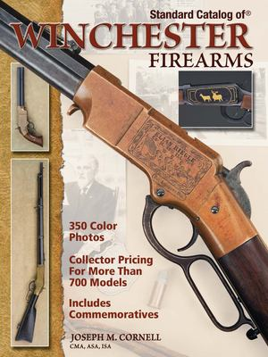 Standard Catalog of Winchester Firearms 9780896895355