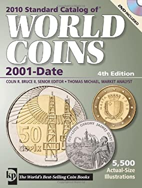 Standard Catalog of World Coins, 2001-Date [With CDROM] 9780896898158