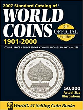 Standard Catalog of World Coins: 1901-2000 9780896893658