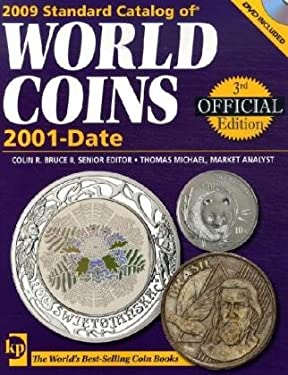 Standard Catalog of World Coins: 2001-Date [With DVD] 9780896896314