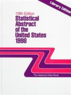 Statistical Abstract of the U. S. 9780890591239