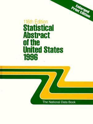 Statistical Abstract of the United States: The National Data Book 9780890590683