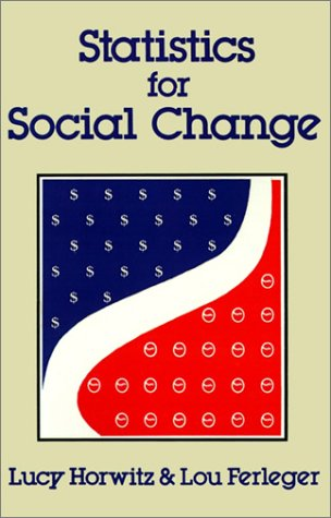 Statistics for Social Change 9780896080331