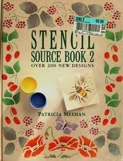 Stencil Source Book 2 9780891346951