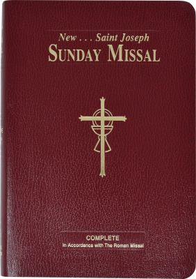 Sunday Missal (Giant Type) 9780899428222
