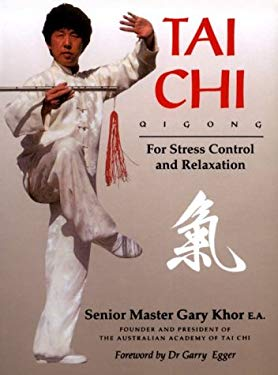 Tai Chi for Stress Control & Relaxation 9780893467951