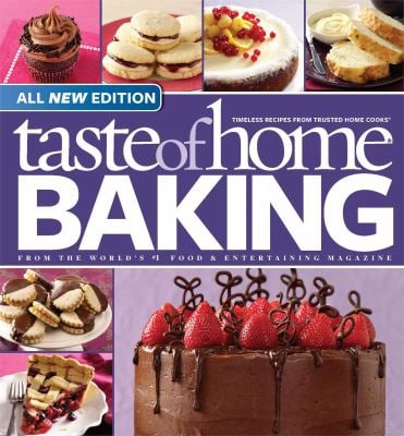 Taste of Home Baking 9780898218466