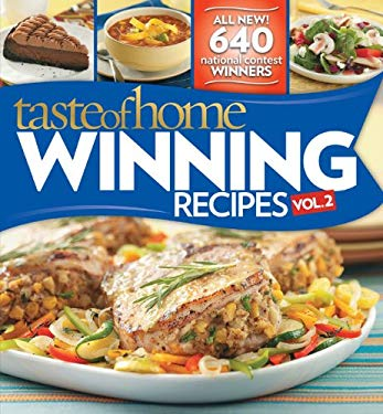 Taste of Home Winning Recipes, Vol. 2 9780898217537