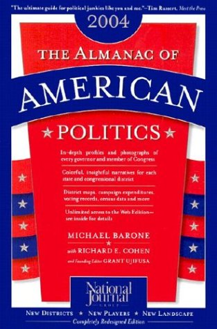 The Almanac of American Politics, 2004 9780892341061