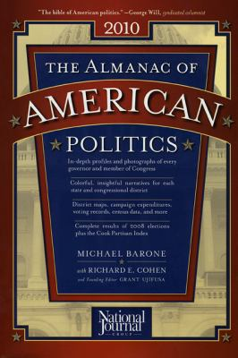 The Almanac of American Politics 2010 9780892341207