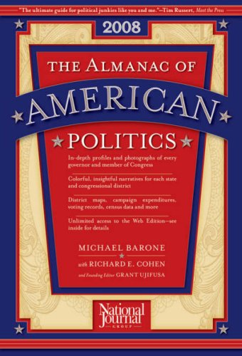 The Almanac of American Politics 9780892341177