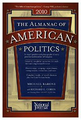 The Almanac of American Politics: The Senators, the Representatives, and the Governors: Their Records and Election Results, Their States and Districts 9780892341191