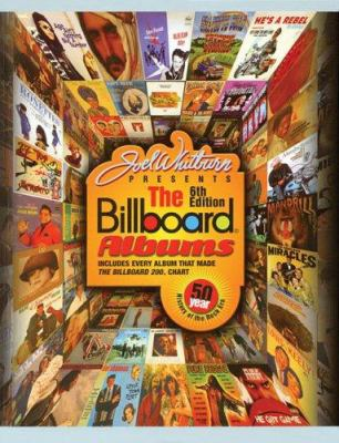 The Billboard Albums: Includes Every Album That Made the Billboard 200 Chart 9780898201666