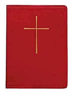 The Book of Common Prayer (Red): And Administration of the Sacraments and Other Rites and Ceremonies of the Church 9780898690767