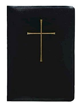 The Book of Common Prayer (Black): And Administration of the Sacraments and Other Rites and Ceremonies of the Church 9780898690774