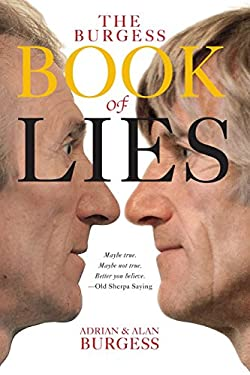 The Burgess Book of Lies 9780898866414