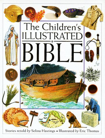 The Children's Illustrated Bible 9780892213320