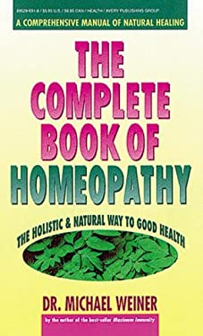 The Complete Book of Homeopathy 9780895294128