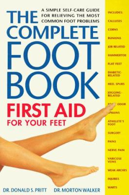 The Complete Foot Book 9780895297068