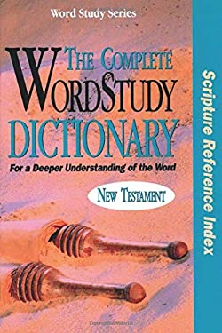 Scripture Refernce Index for the Complete Word Study Dictionary: NT 9780899576640
