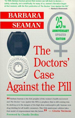 The Doctor's Case Against the Pill: 25th Anniversary 9780897931816