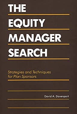 The Equity Manager Search