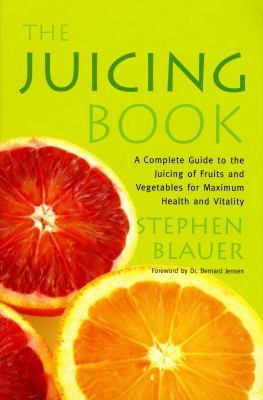 The Juicing Book 9780895292537