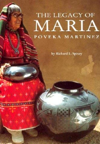 The Legacy of Maria Poveka Martinez 9780890134191
