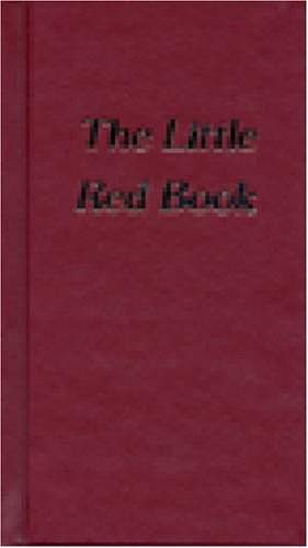 The Little Red Book 9780894860041