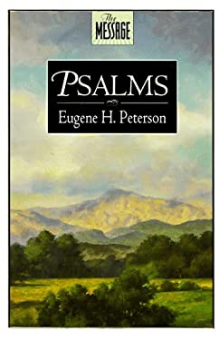 The Message Psalms 9780891097679