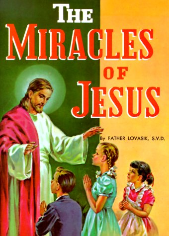 The Miracles of Jesus 9780899422794