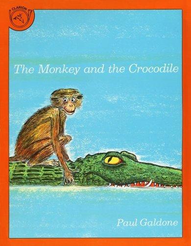 The Monkey and the Crocodile: A Jataka Tale from India