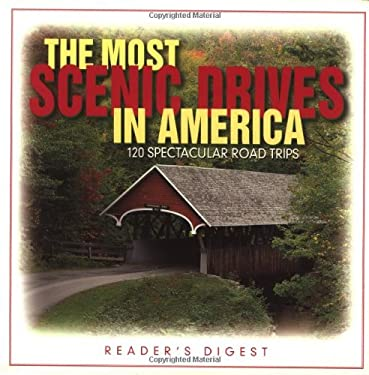 The Most Scenic Drives in America 9780895778628