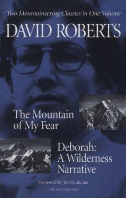 The Mountain of My Fear: Deborah: A Wilderness Narrative 9780898862706