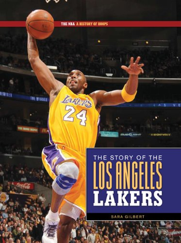 The Story of the Los Angeles Lakers 9780898125597