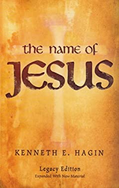 The Name of Jesus 9780892765393
