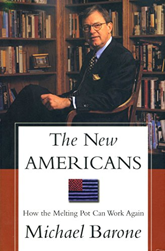 The New Americans: How the Melting Pot Can Work Again 9780895262028