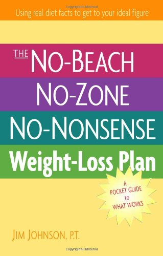 The No-Beach, No-Zone, No-Nonsense Weight-Loss Plan: A Pocket Guide to What Works 9780897934497