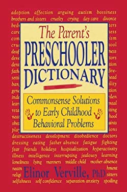 The Parent's Preschooler Dictionary 9780896032934