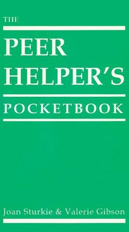 The Peer Helper's Pocketbook 9780893902377